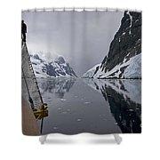 111130p138 Shower Curtain