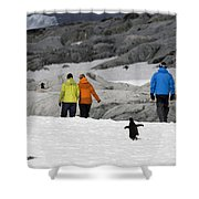 111130p153 Shower Curtain