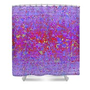 1134 Abstract Thought Shower Curtain
