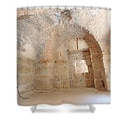 Gladiator Prison Shower Curtain