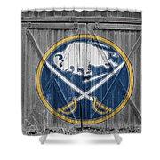 Buffalo Sabres Shower Curtain