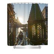 Gondola Shower Curtain