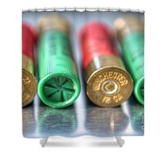 12 Guage Shower Curtain