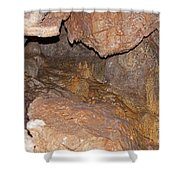 Jewel Cave Jewel Cave National Monument Shower Curtain