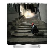 12. Lord Orp Shower Curtain