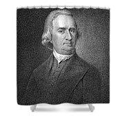 Samuel Adams (1722-1803) Shower Curtain