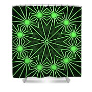 12 Stage Limelight Shower Curtain