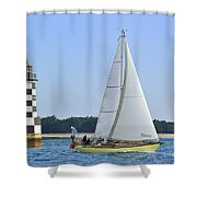 120118p306 Shower Curtain