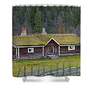121213p067 Shower Curtain