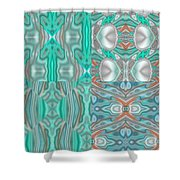 1216 Shower Curtain