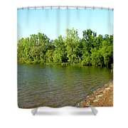 1234c Shower Curtain