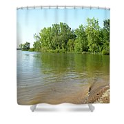 1242c Shower Curtain