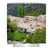 Alpujarras In Granada Shower Curtain