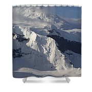Antarctica Shower Curtain