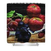 Fruit Shower Curtain