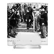 John Brown 1800-1859. For Licensing Requests Visit Granger.com Shower Curtain