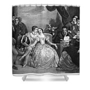 Lady Jane Grey (1537-1554) Shower Curtain