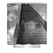 The Shard London Shower Curtain