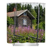 130201p102 Shower Curtain