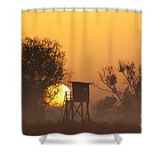 130201p249 Shower Curtain