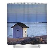 130201p257 Shower Curtain