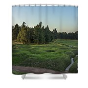 130918p146 Shower Curtain by Arterra Picture Library