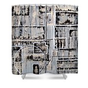 13885 By Elwira Pioro Shower Curtain