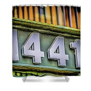 1441 Shower Curtain