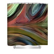 145a Shower Curtain