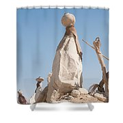 Badr Shower Curtain