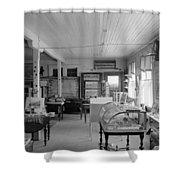 California Bodie, 1962 Shower Curtain