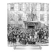 Daniel Webster (1782-1852) Shower Curtain