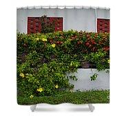 15- Garden Walk Shower Curtain