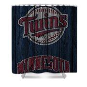 Minnesota Twins Shower Curtain