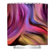 150a Shower Curtain