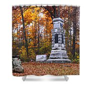 150th New York Infantry Shower Curtain