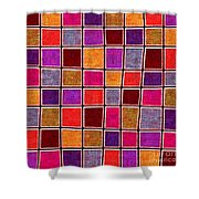 1535 Abstract Thought Shower Curtain