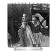 Chicago Children, 1941 Shower Curtain