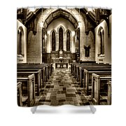Westminster Presbyterian Church Shower Curtain