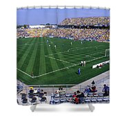 16w146 Crew Stadium Photo Shower Curtain