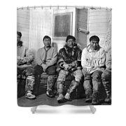 Alaska Eskimos Shower Curtain