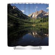 Colorado Rockies Shower Curtain