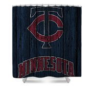 Minnesota Twins Shower Curtain