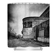 Abandoned Sanatorium Shower Curtain