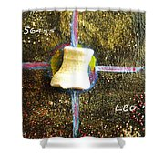 Barack Obama Star Shower Curtain
