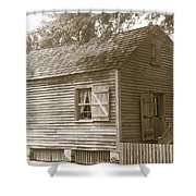 1805 Julee Cottage Shower Curtain