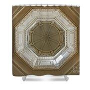 18th Century State House Rotunda Dome Shower Curtain