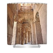 Amphitheatre Shower Curtain