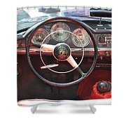 California Mille Shower Curtain