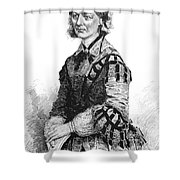 Florence Nightingale Shower Curtain